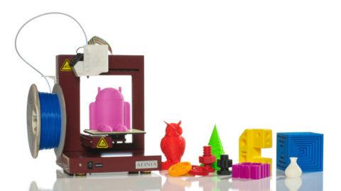 Stampante 3D: ultima invenzione della tecnologia