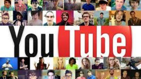 I nostri idoli…gli youtuber