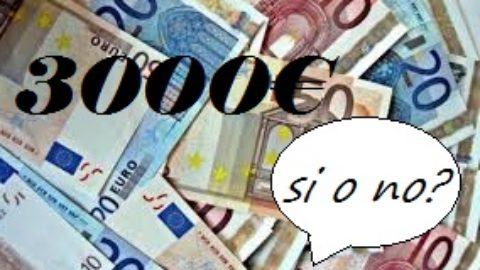 3000€… si o no?