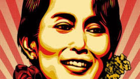 Aung San Suu Kyi : un esempio da seguire !