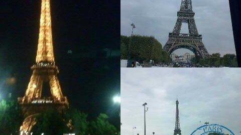 Parigi,città dell'amore !