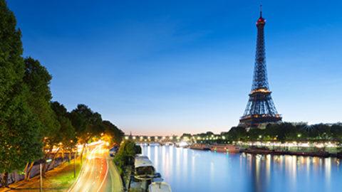 Parigi, una fonte d'isprazione