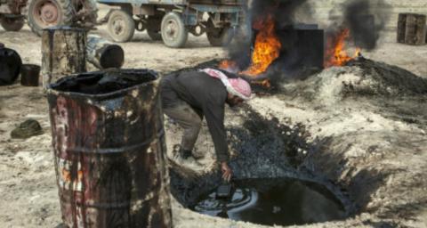 Petrolio e Terrore.