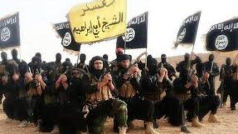 ISIS ..CENTRALE DEL TERRORE