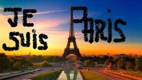 #ILOVEPARIS PERCHE' …