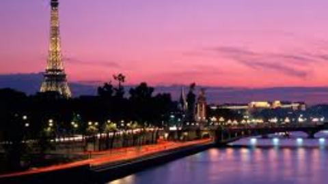 Quale posto migliore di Parigi per sognare?