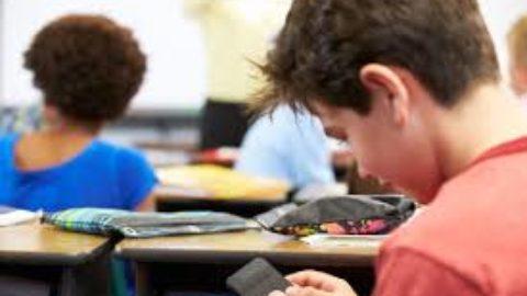 I cellulari in classe