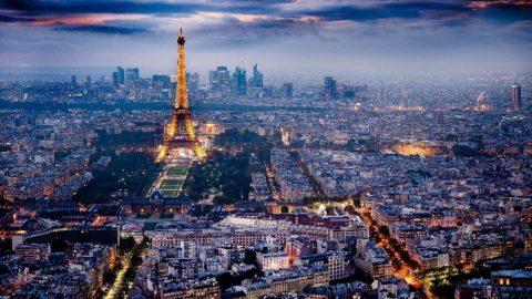 …E PARIS DIVENTA PARADIS!