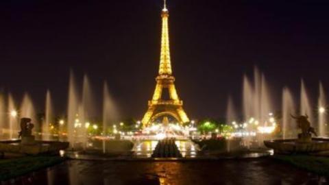 Paris,la ville de l'amour!