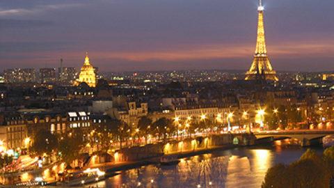 Parigi per sempre città dell'amore!