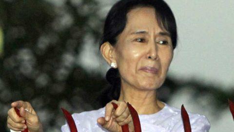 Aung San Suu Kyi: un nome nell'olimpo dei miti e degli eroi