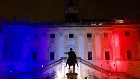 Parigi: libertà, uguaglianza e fratellanza.