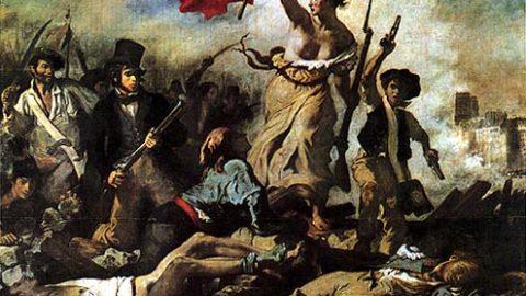 Parigi capitale della libertà