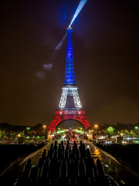 Parigi: liberté,egalite et fraternite!