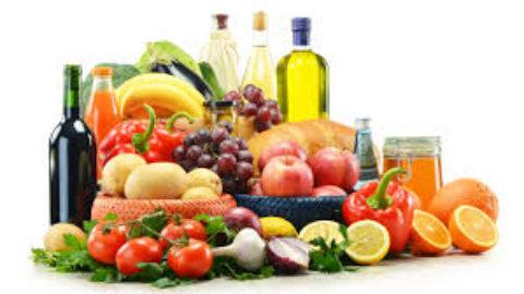 Il cibo: materia prima