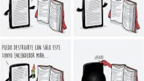 1000 libri in un palmo o in uno scaffale?