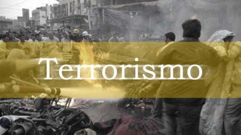 QUANTO AVETE PAURA DEL TERRORISMO?