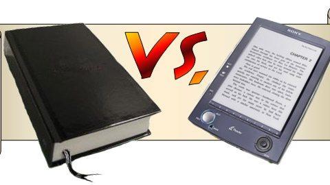 Libri o È-Book : novità o tradizione ?