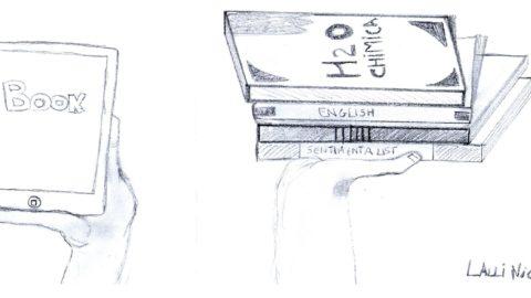 E-BOOK IL FUTURO DEI LIBRI DI CARTA