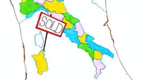 L'Italia venduta a pezzi