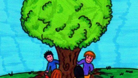L'albero è cultura, l'albero è vita.