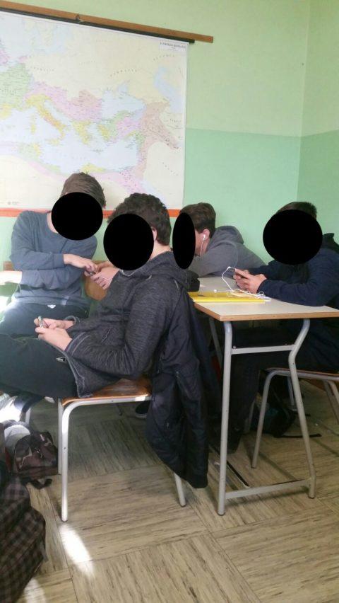A scuola studiamo, a casa gemmiamo!