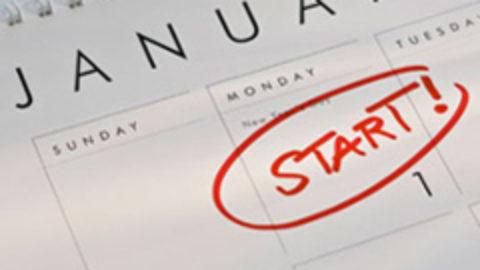 Nuovo anno, nuove speranze