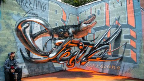 Graffiti : atti vandalici o arte ?
