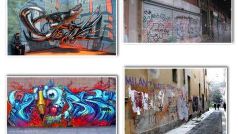 Street art: vandalismo o forma d'arte?