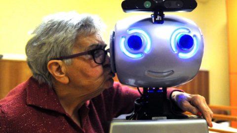 Il robot badante, fattibile?