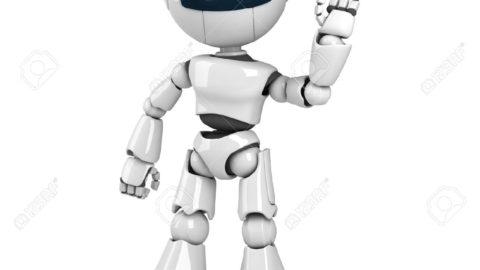 A spasso con il robot
