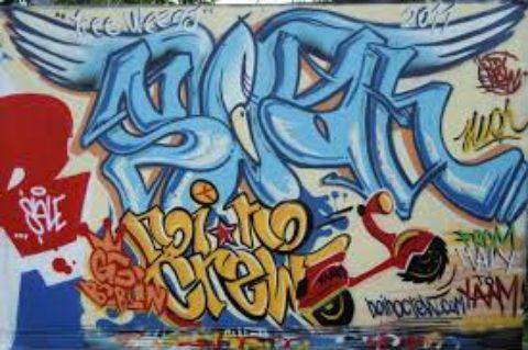 Graffiti e murales: vandalismi o opere d'arte?