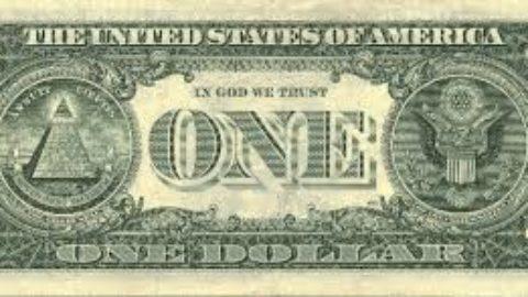 Un dollaro, una grande soddisfazione
