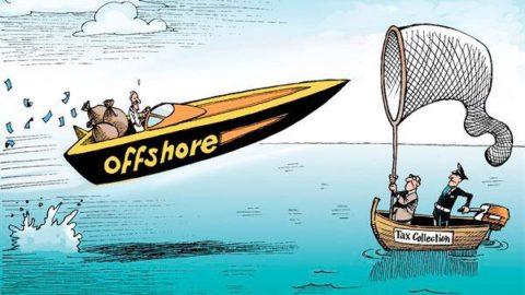 Il dramma dei paradisi fiscali