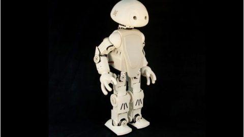 Robot per anziani:addio solitudine!