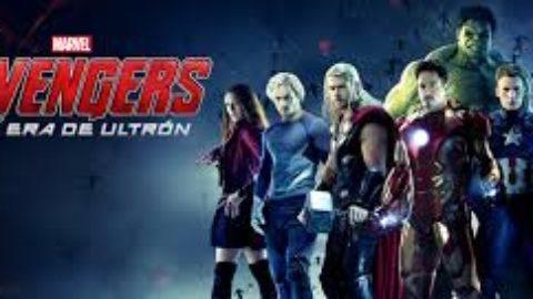 Avengers : age of Ultron .