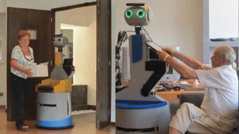 I ROBOT E GLI ANZIANI