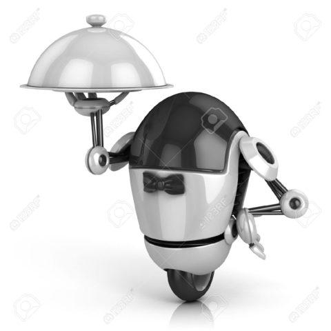 Robot, badanti del futuro