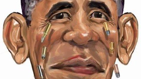 Lacrime presidenziali.