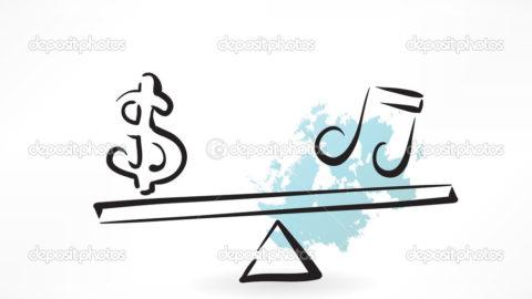 I soldi possono influenzare la musica?