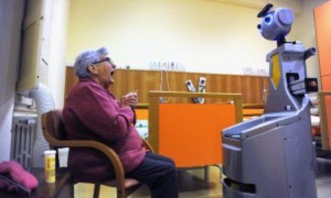 I ROBOT POSSONO SOSTITUIRE LE PERSONE?