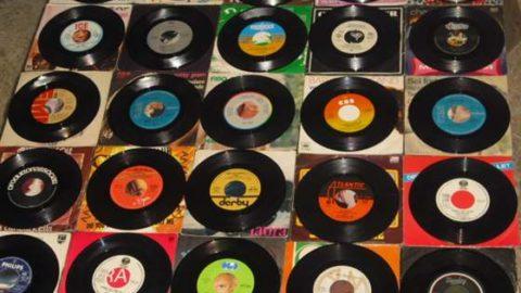 Il ritorno dei dischi in vinile