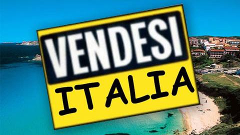 Non vendiamo l'Italia