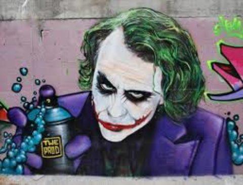 GRAFFITI IN CITTA'