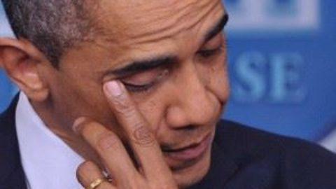Le lacrime di un Grande