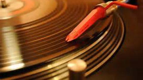 The revenant vinyl records