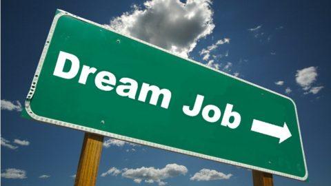 Il lavoro dei nostri sogni