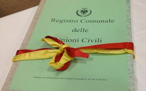 Unioni civili: Italia fanalino di coda