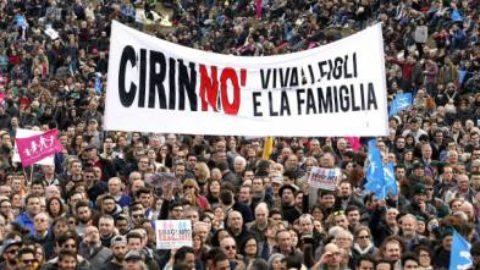 FAMILY DAY, UN NO FORTE E CHIARO
