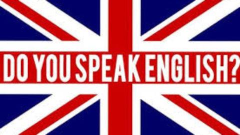 Gli Italiani non sanno l'inglese?